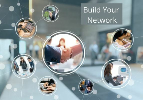 new web Network Building